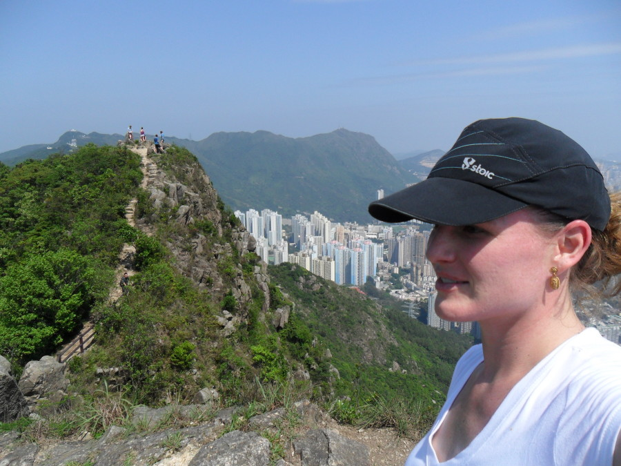 Hong Kong, Lion Rock Trail Hike/Run