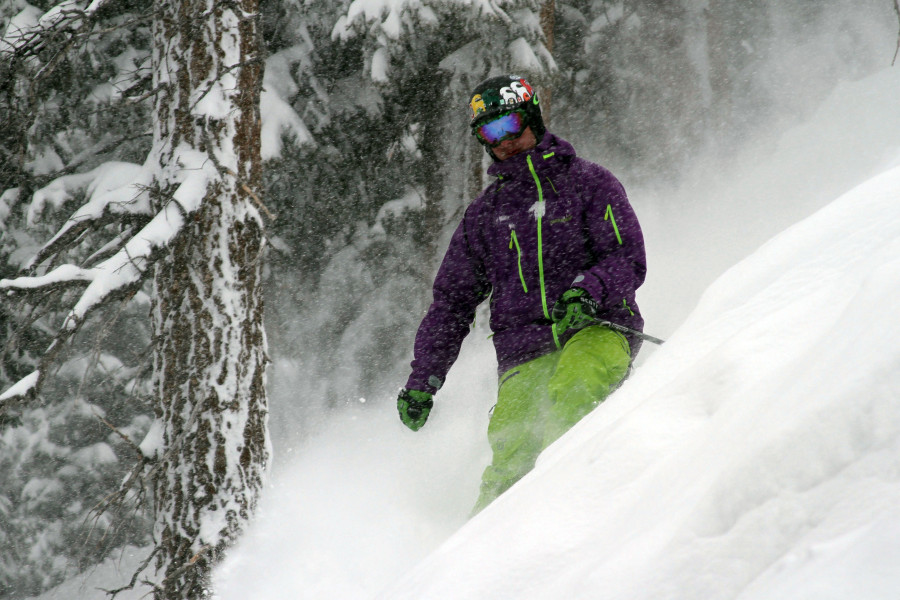 Steep Pow at Brighton
