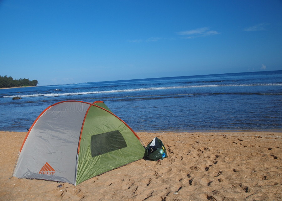 Kelty Cabana in Hawaii