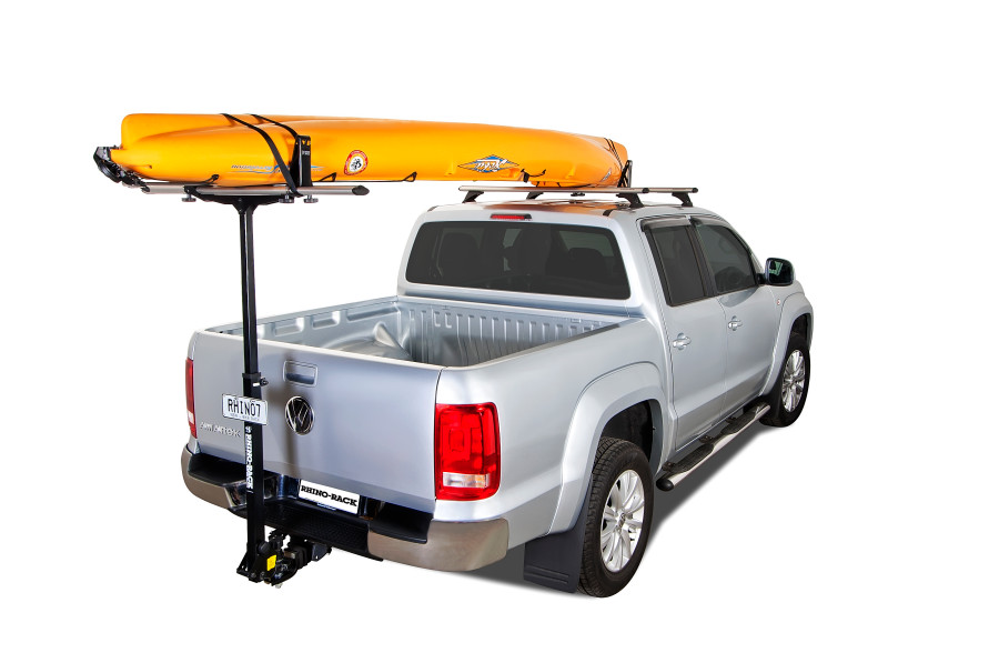 T-Load on Pickup to carry long kayaks &/or ladders