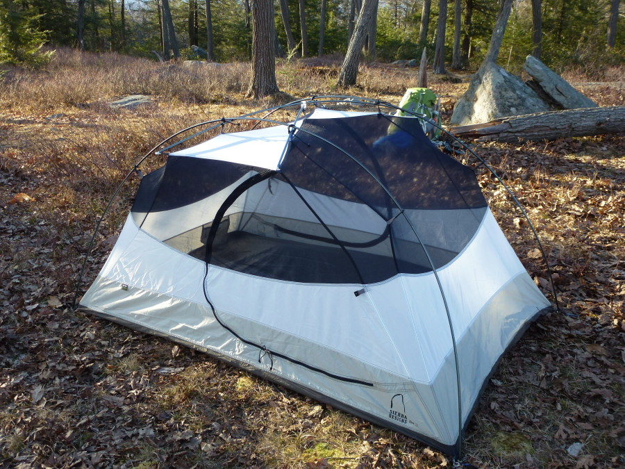 The Last 2 person tent you will ever need for backpacking