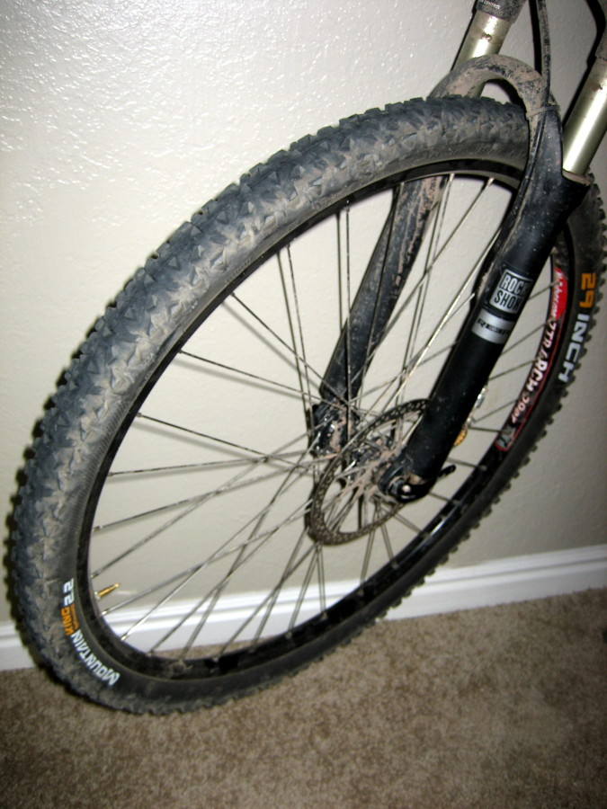 Continental Mountain King 29er Tire