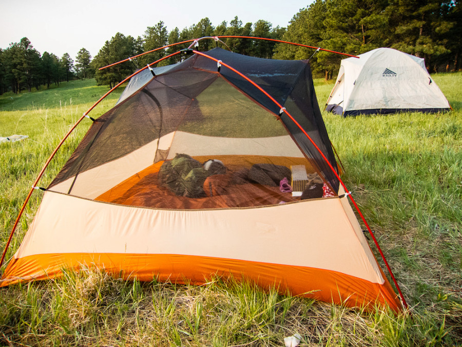 Great Family Tent