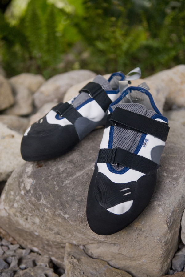 Excellent climbing shoes
