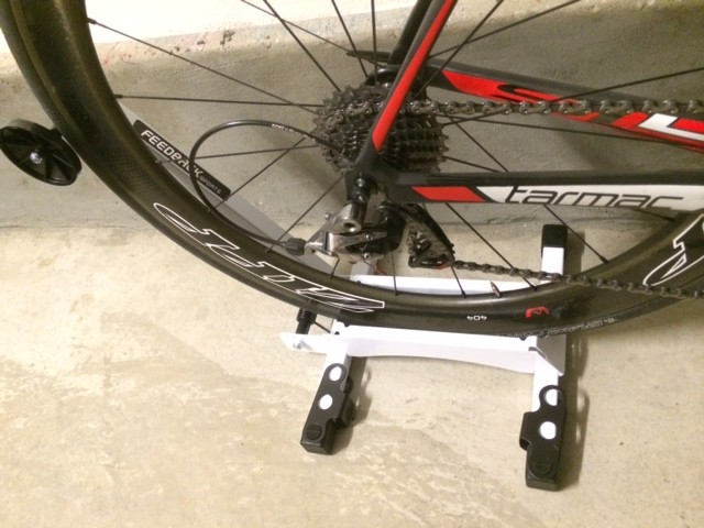 Say, nice rack - bike stand that is...