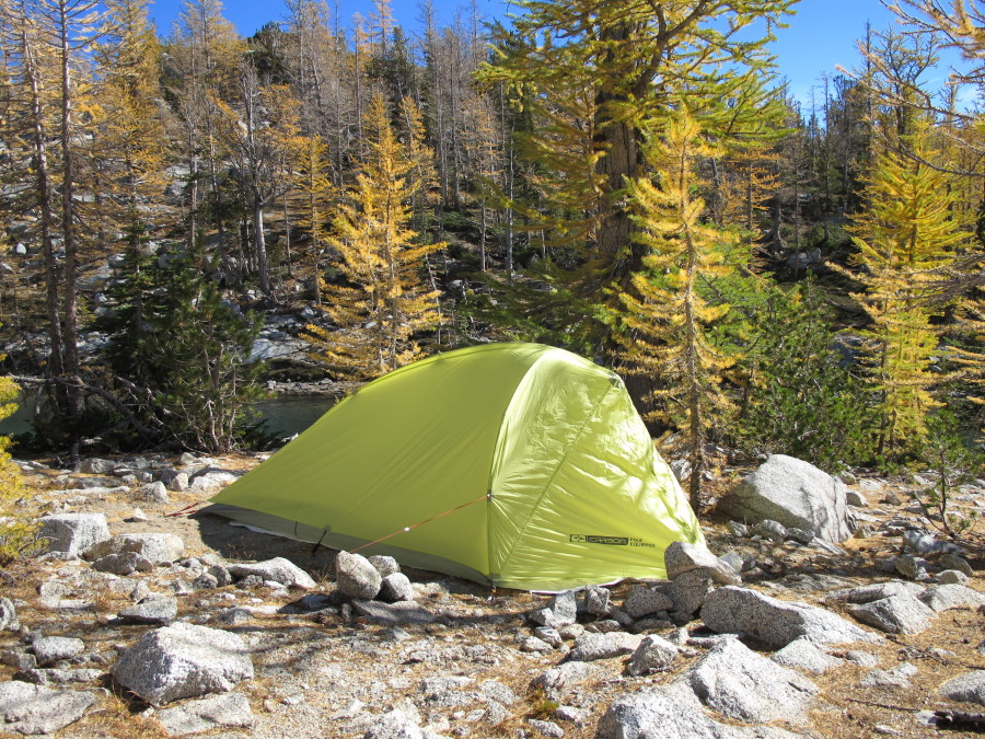 Great three season tent