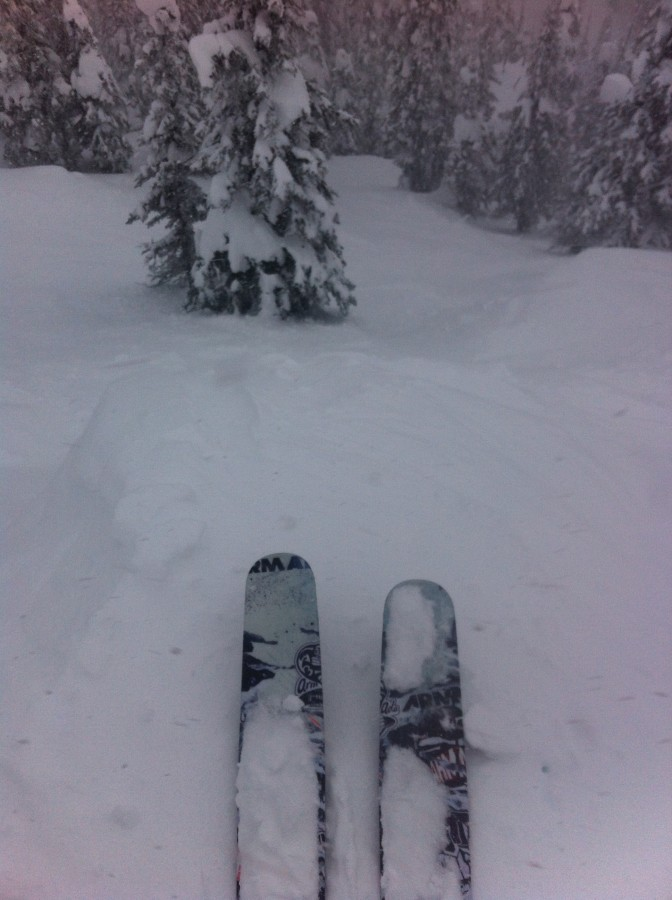 Great POW Ski