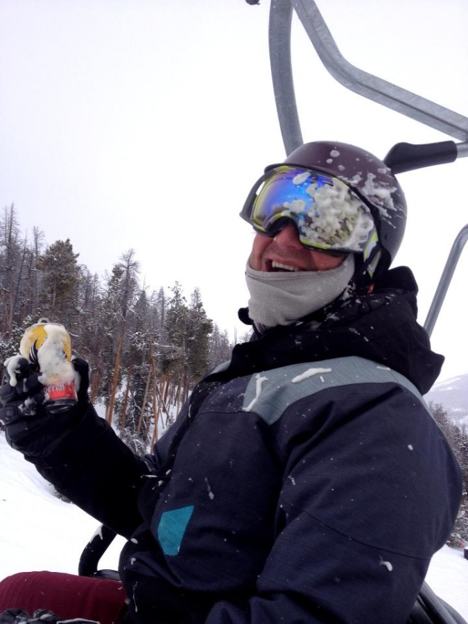 oakley airbrake prizm snow