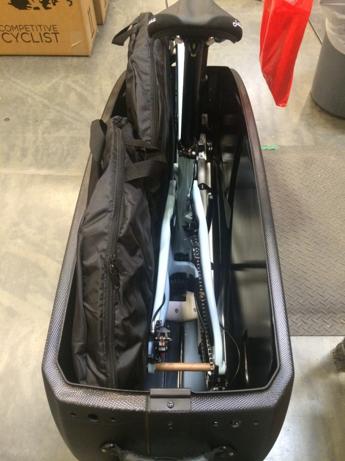 Thule Round Trip Transition Bike Travel Case Competitive Cyclist