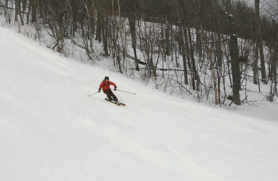 Rippin at Whiteface