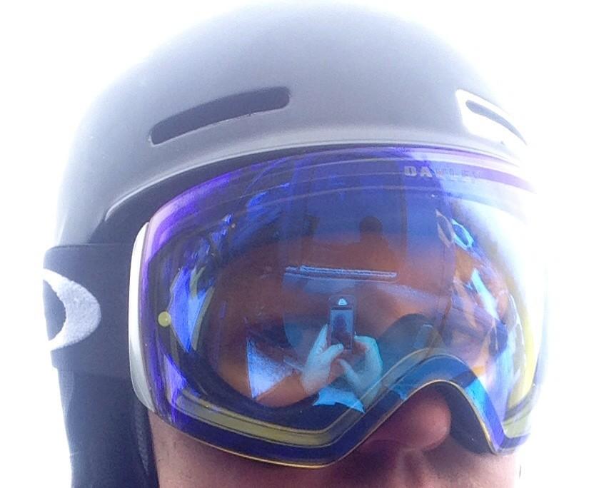 Oakley Flight Deck Helmet Compatibility