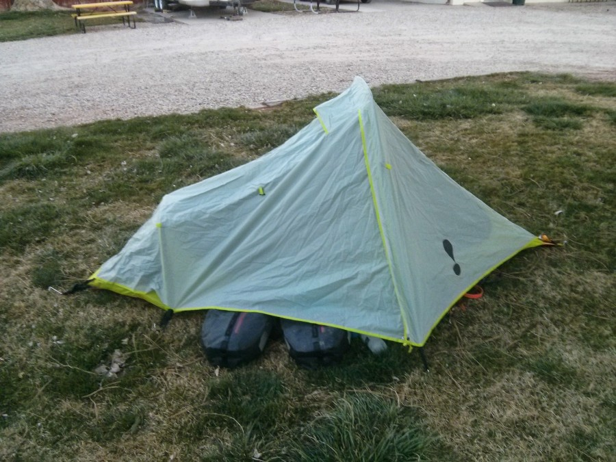 Welcome to my abode. & Eureka Spitfire Tent: 1-Person 3-Season | Backcountry.com