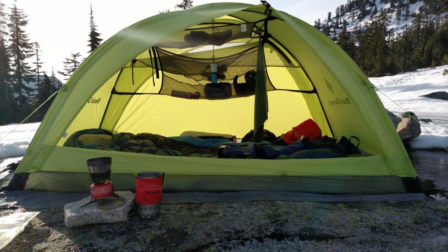 Best Fast and Light Tent & Black Diamond HiLight Tent: 2-Person 4-Season | Backcountry.com