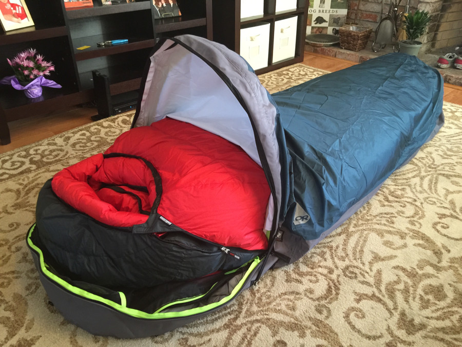 OR Advanced Bivy Decked Out Extreme