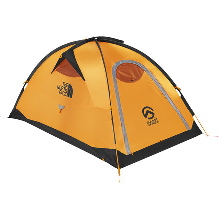 225 & Black Diamond Eldorado Tent: 2-Person 4-Season