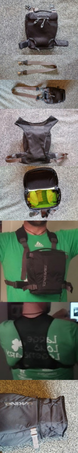 Great chest camera bag!  Some pics...