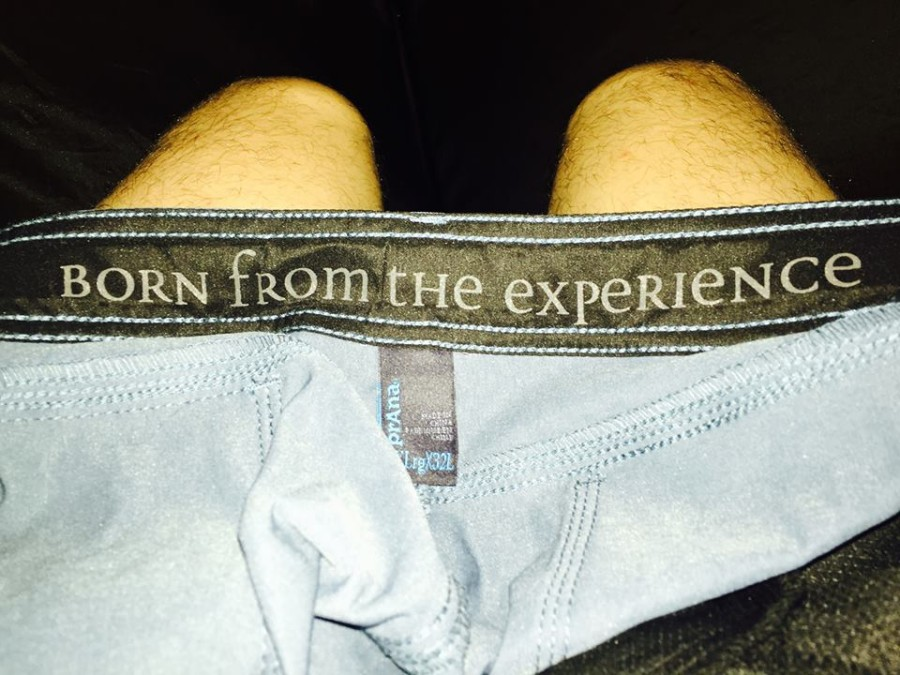 My pants have an Origin Myth.  Do yours?