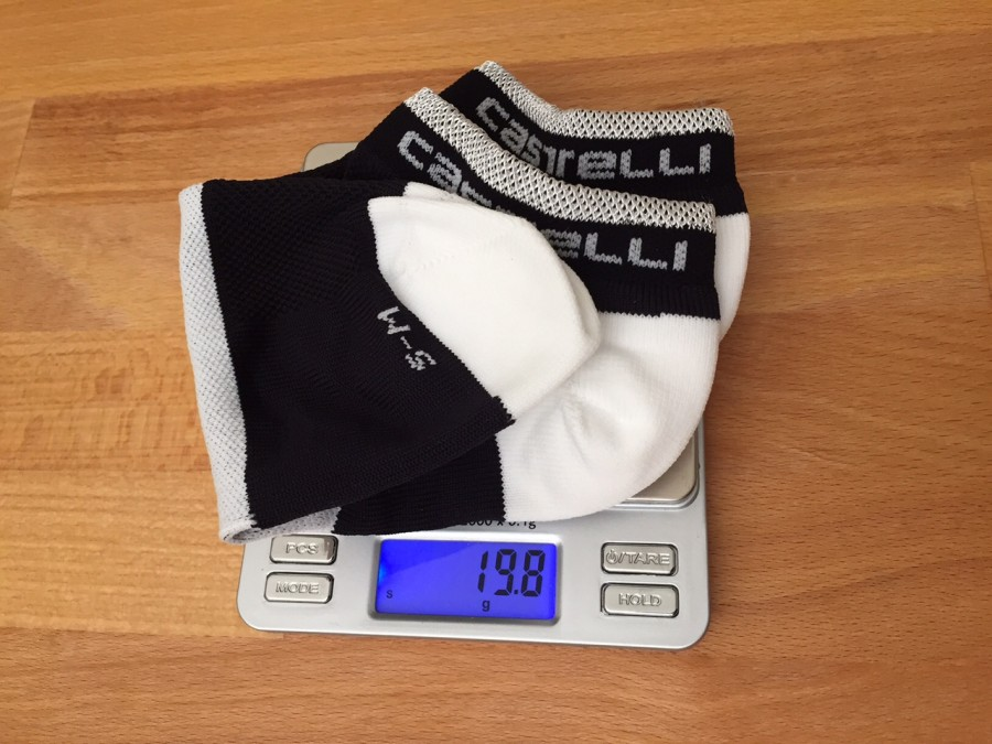 Weight for S-M size