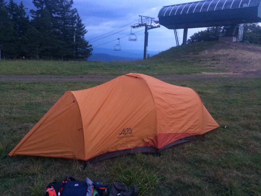 Great tent for sure ... & ALPS Mountaineering Tasmanian 2 Tent: 2-Person 4-Season | Steep ...