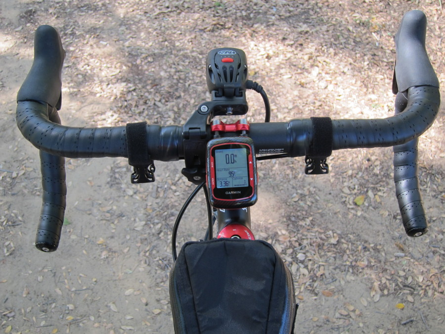 Perfect Sized Bicycle GPS