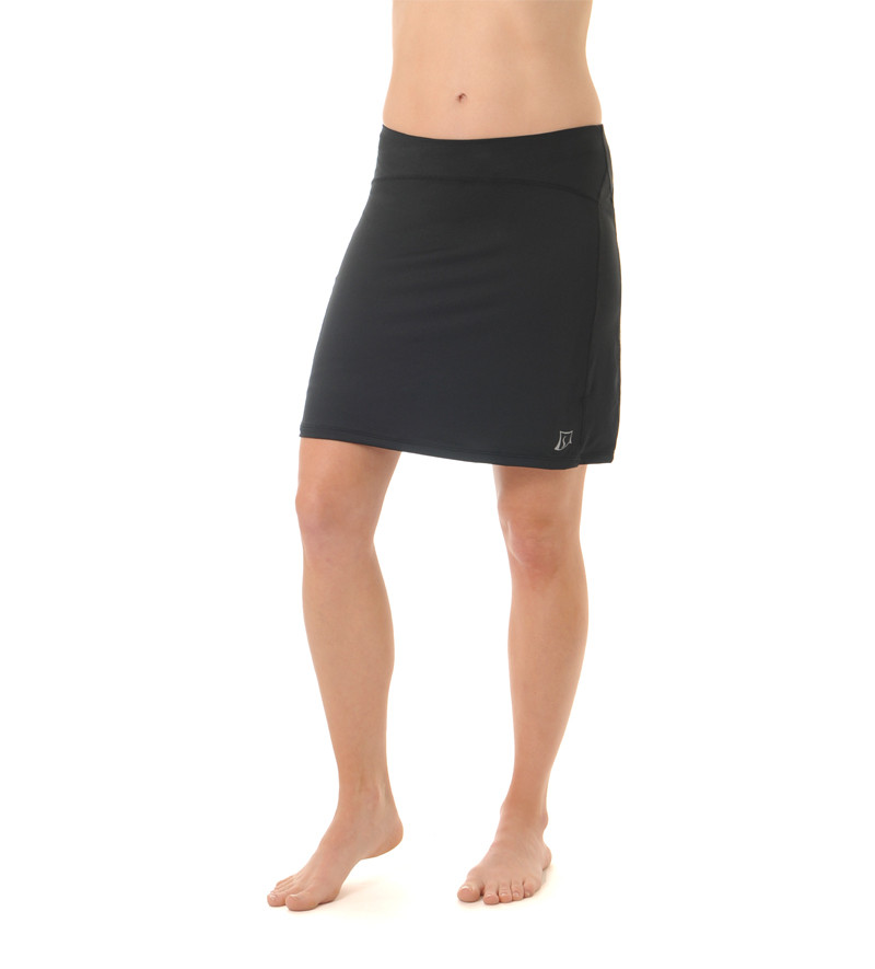 Happy Girl Skirt-Black