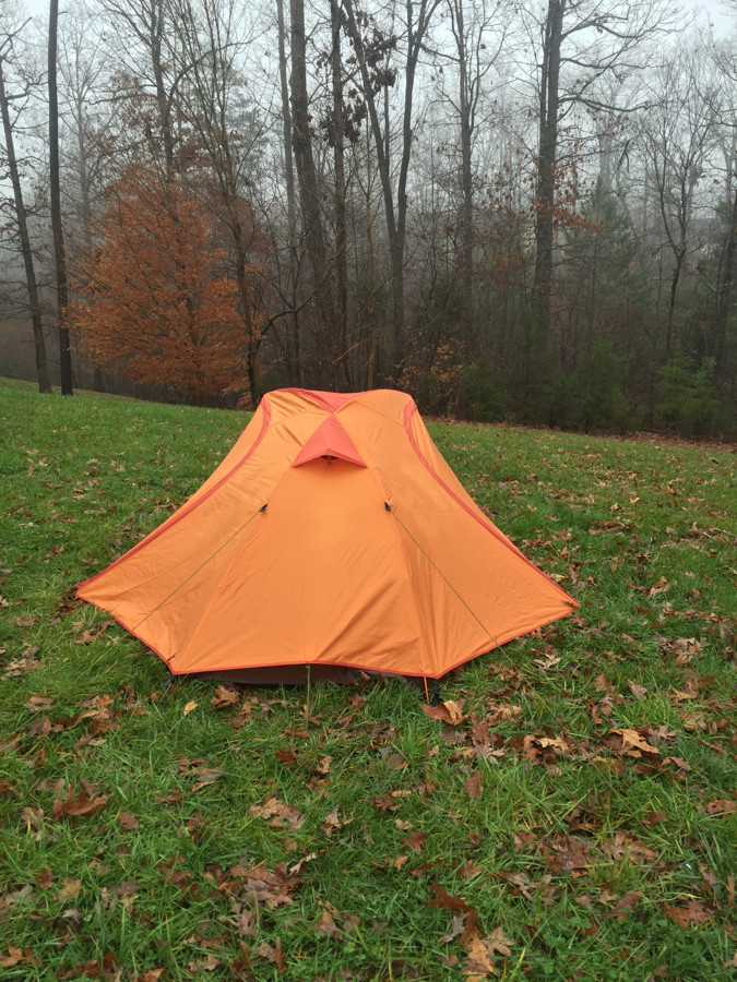 Kept me mostly dry & ALPS Mountaineering Zephyr 2 Tent: 2-Person 3-Season   Backcountry.com