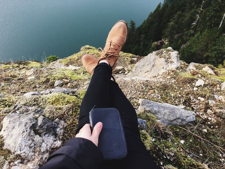 BELLROY x DIABLO LAKE