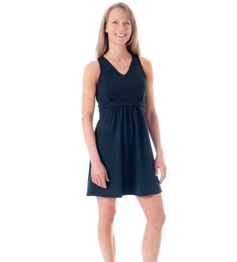 Serendipity Dress - Black