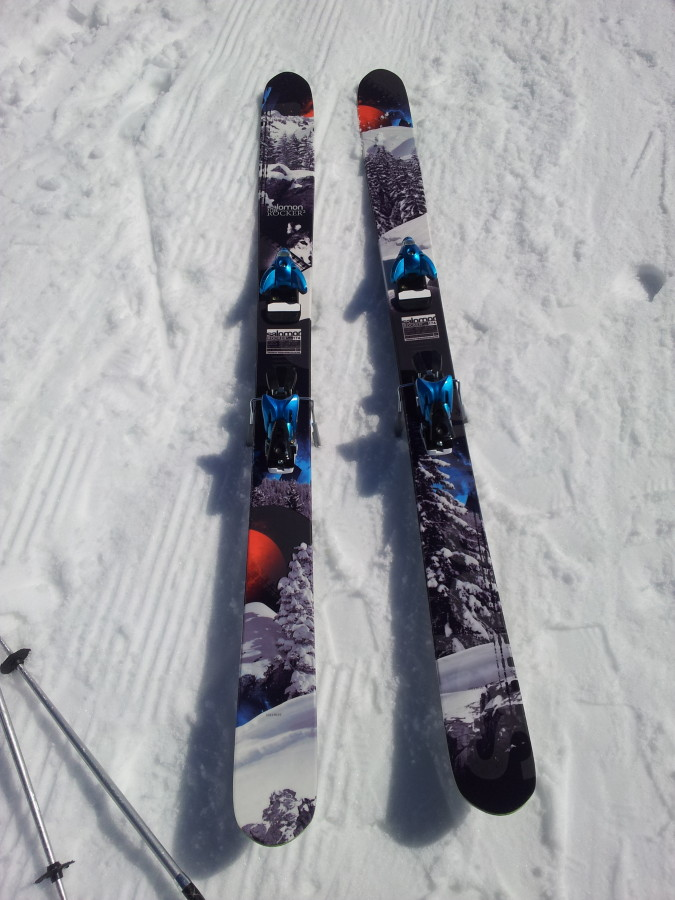 The all in one ski