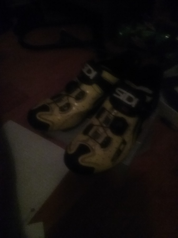 That is my old sidi drako mtb shoe
