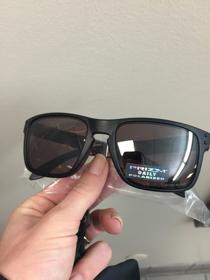 oakley holbrook prizm daily polarized