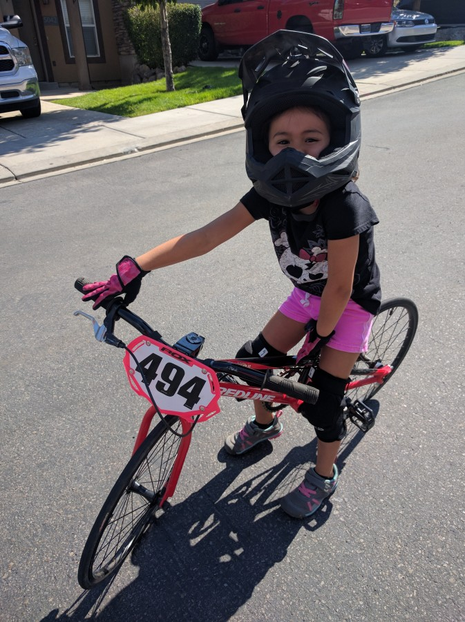 Great Knee pads for little legs.