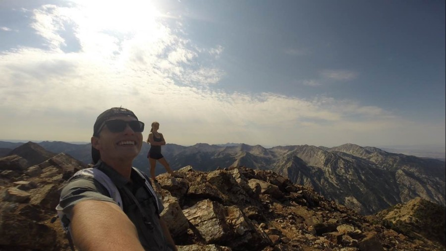 Stunner Shades at 11,329 ft