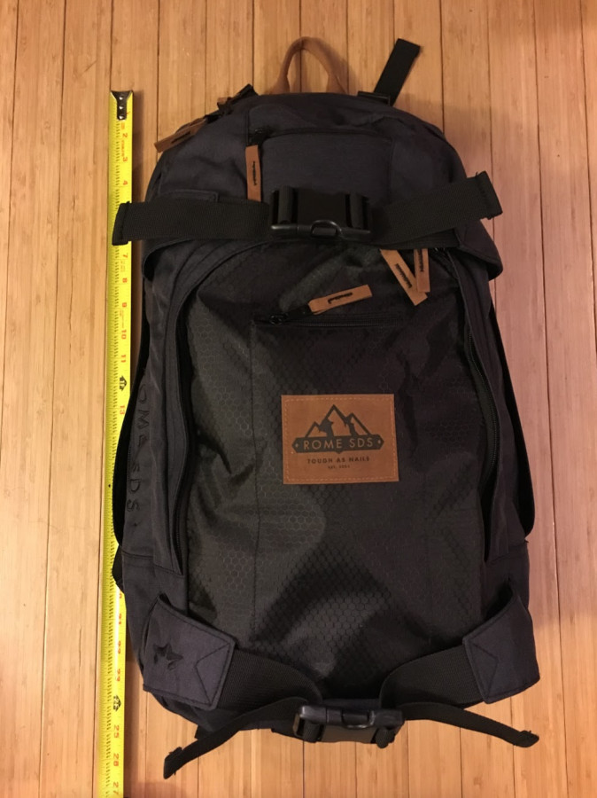Great Backcountry/SideCountry pack