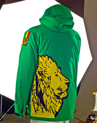 Only the Green option has the Lion