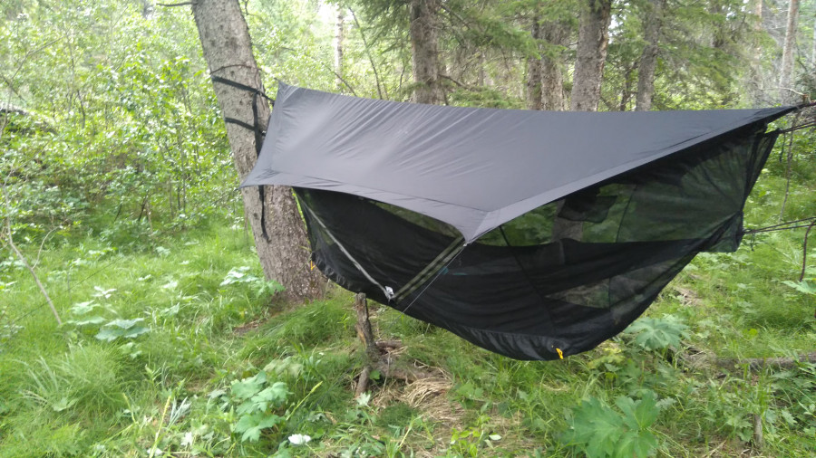 Sky Tent 2 - Bow Valley