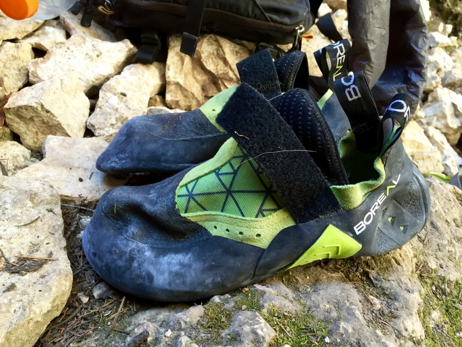 Make Climbing Shoes Great Again