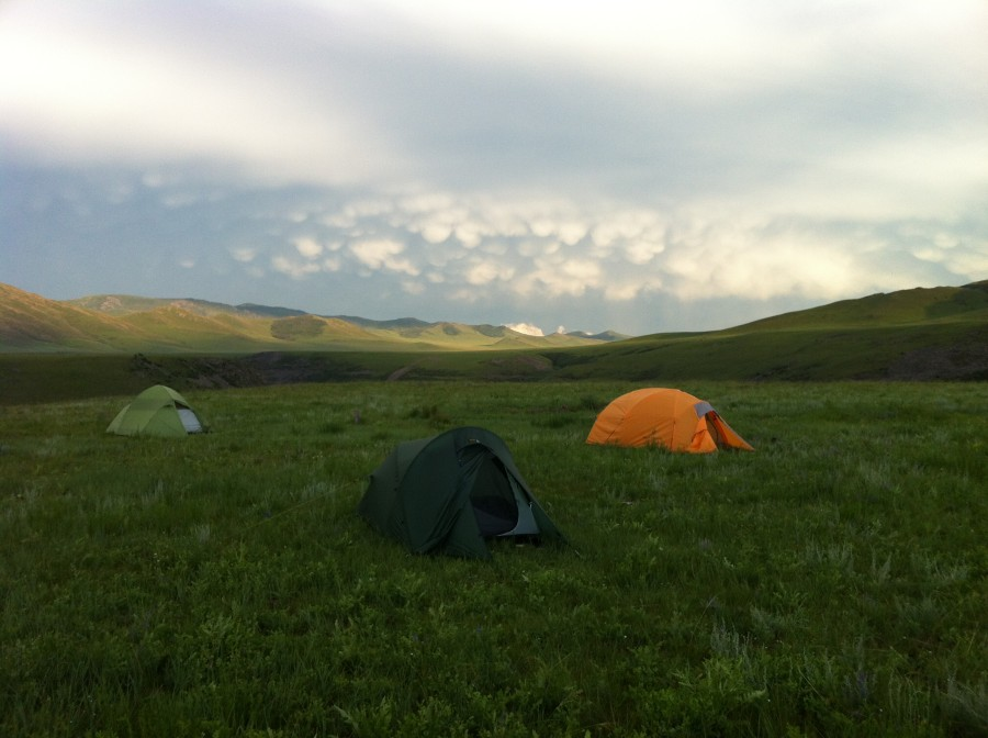 Mongolian fieldwork with the TN Voyager