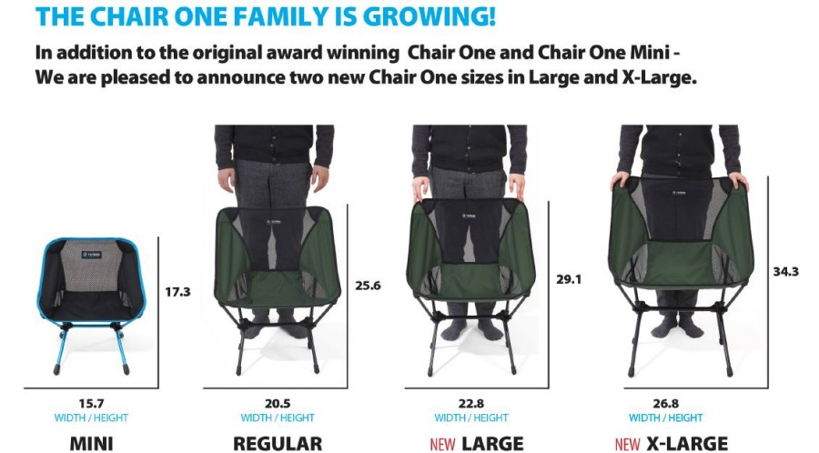 Helinox Chair One X Large Backcountry Com
