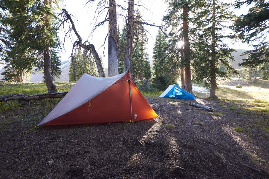 Overnight in Eagle's Nest Wilderness