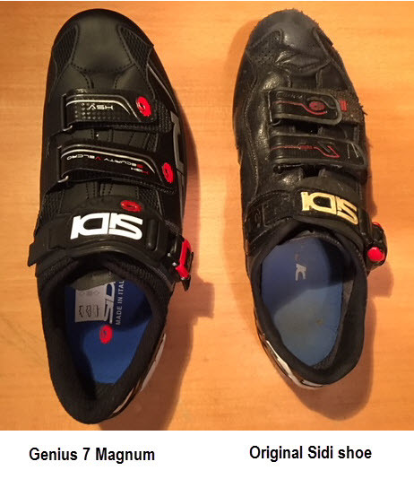 cfbe747122caf Sidi Genius 7 Carbon Cycling Shoe - Men's | Competitive Cyclist