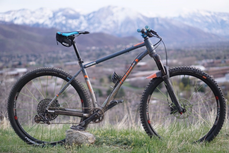 Niner Mountain Bike Frame - 2018 | Competitive Cyclist