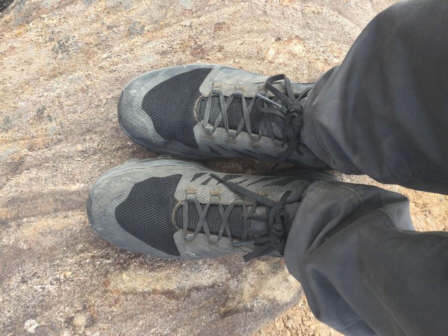 2a93ccb2a33 Salomon Outline GTX Hiking Shoe - Men's | Backcountry.com