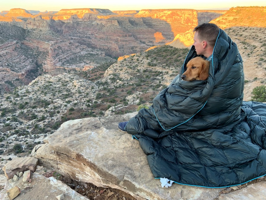 Great car camping blanket