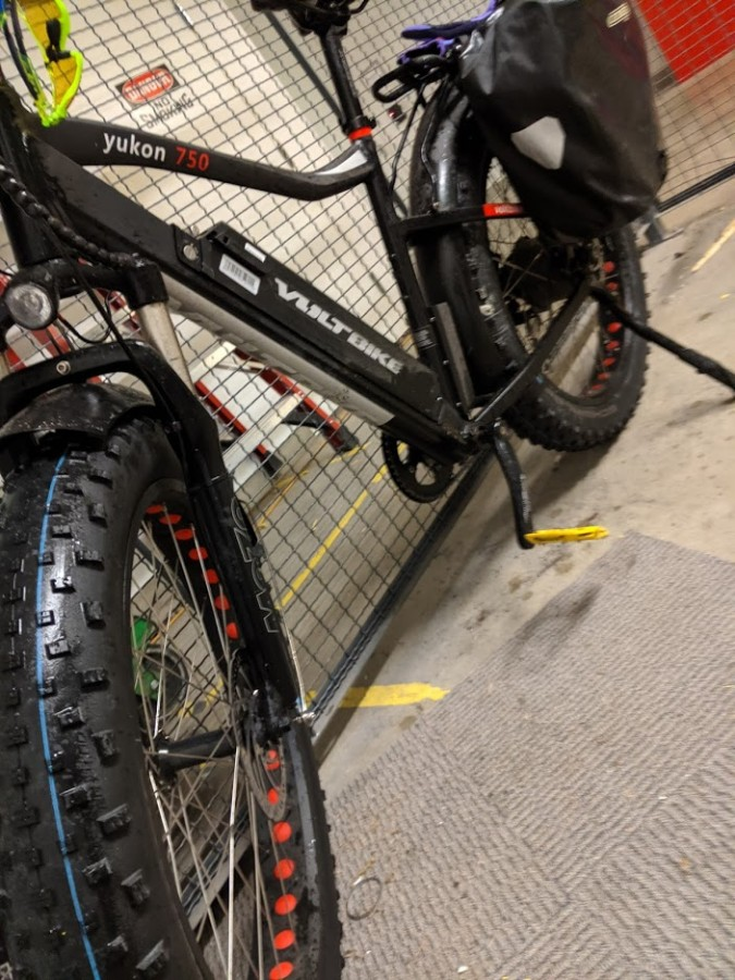 "26/"" Bike Tyre Clincher Schwalbe Jumbo Jim Addix Folding 26X4.0/"" Black"
