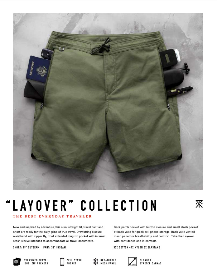 Best travel short on the market!
