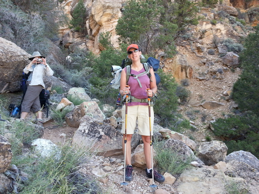 Backpacking the Tanner trail