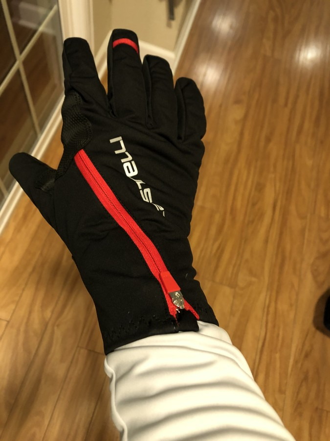 Great glove for workouts or commuting