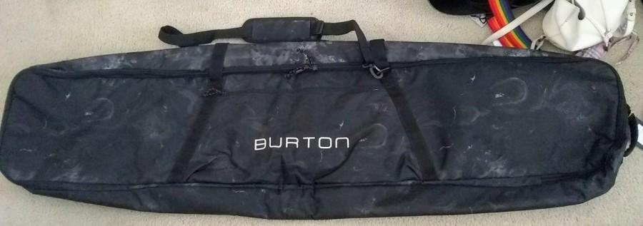 Burton GIG BAG Snowboard Bag Black