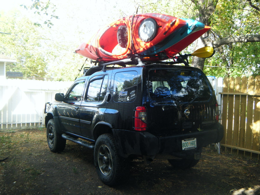 Hi, I Have A 2002 Xterra And Have Had The Bigstack For A Few Years
